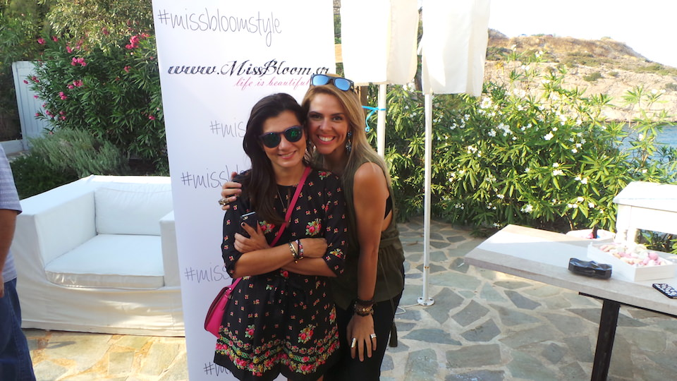 With Eleni Stasinopoulou, web editor in chied at missbloom.gr